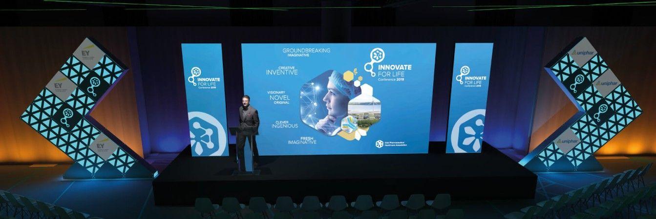 Irish Pharmaceutical Healthcare Association - Live Presentation