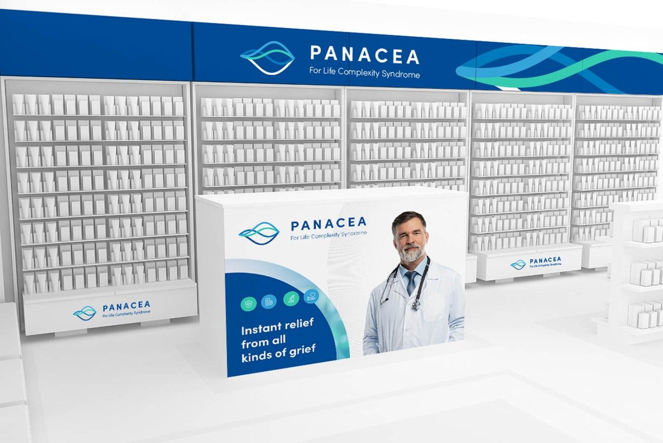 Pancea Healthcare Store Popups