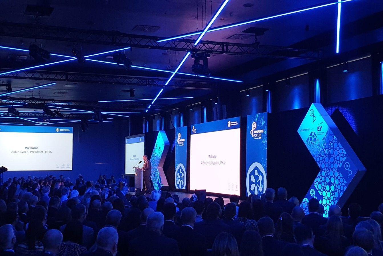 Irish Pharmaceutical Healthcare Association - Live Event