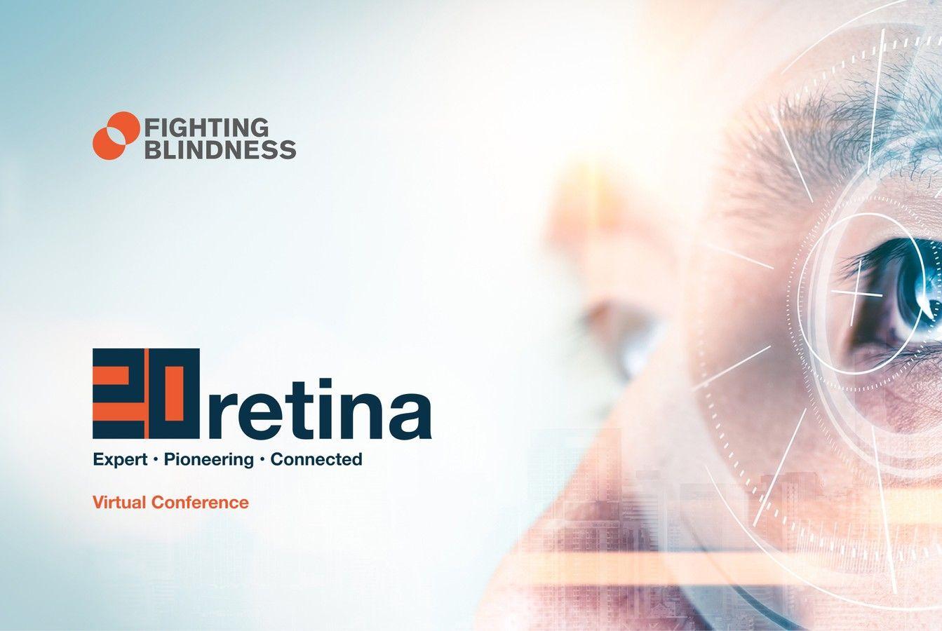 Fighting Blindness Marketing Banner