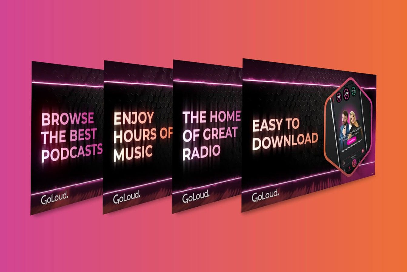 Communicorp Social Media Banners