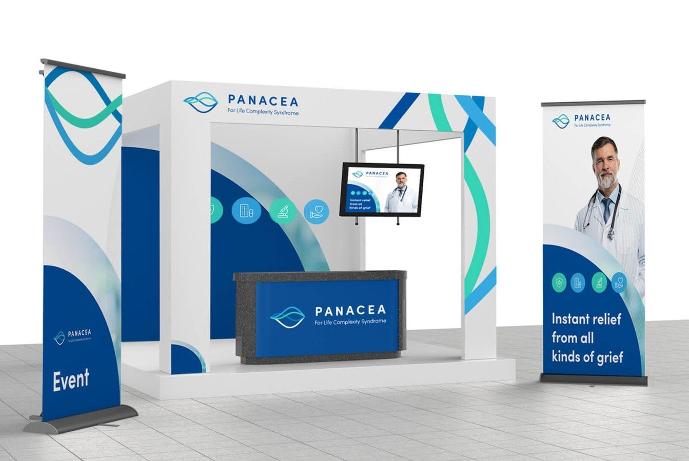 Pancea Healthcare Creative Studio Set