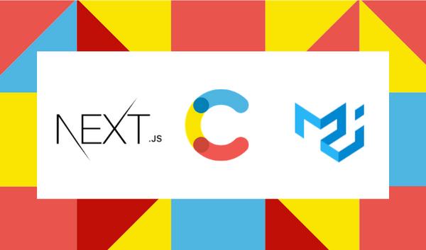 React/Next.js, Contentful, Material-UIを使ってブログを作り、Vercelで公開します。 photo