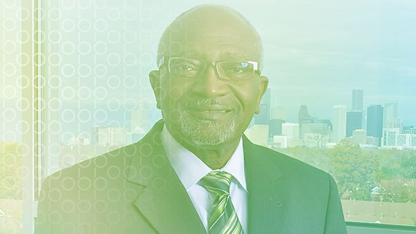 """Dr. Robert Bullard is known as """"the father of environmental justice."""" Photo: Texas Southern University."""