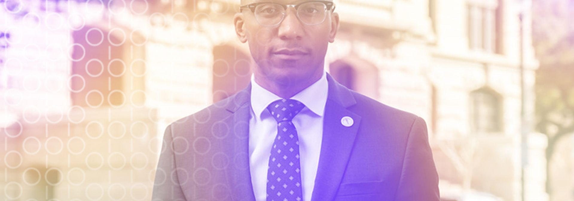 Christian Menefee was elected as Harris County Attorney in 2020.