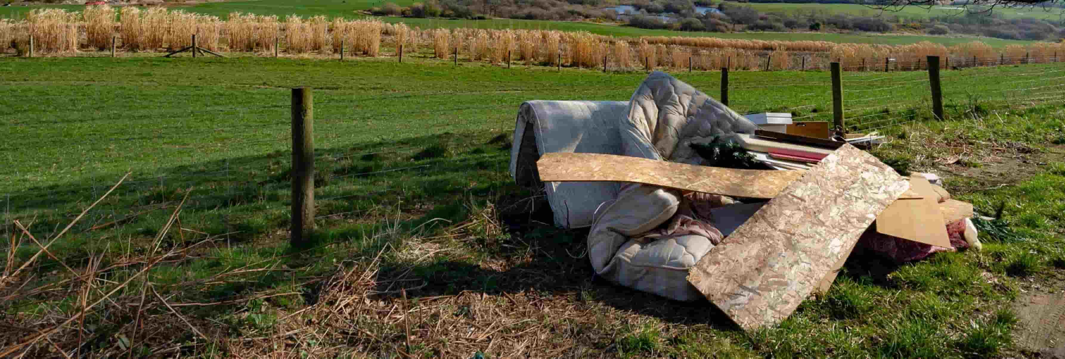 Everything you need to know about fly-tipping
