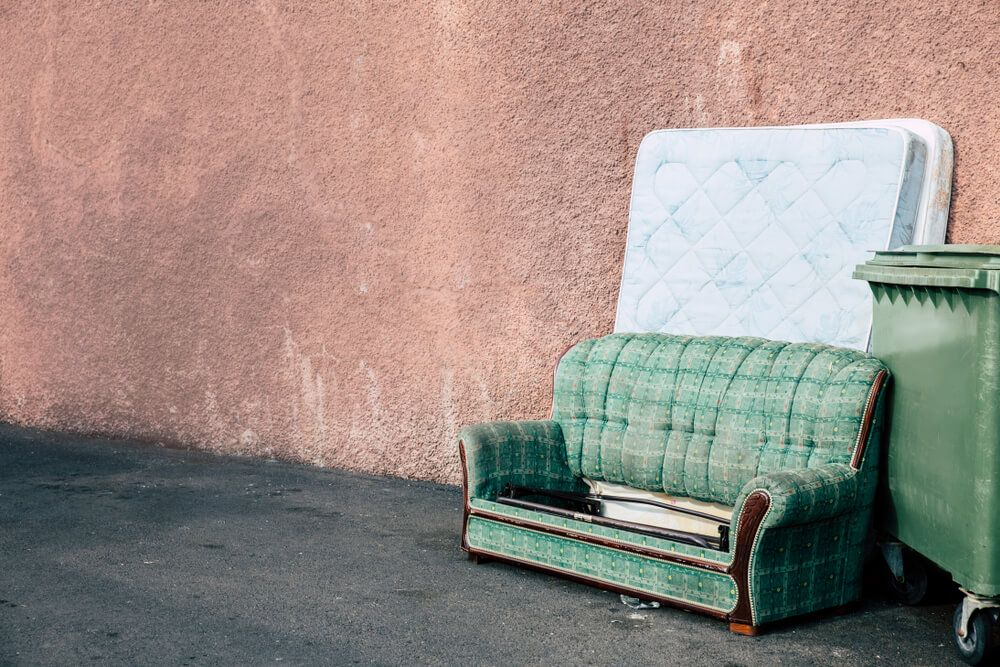 sofa recycling