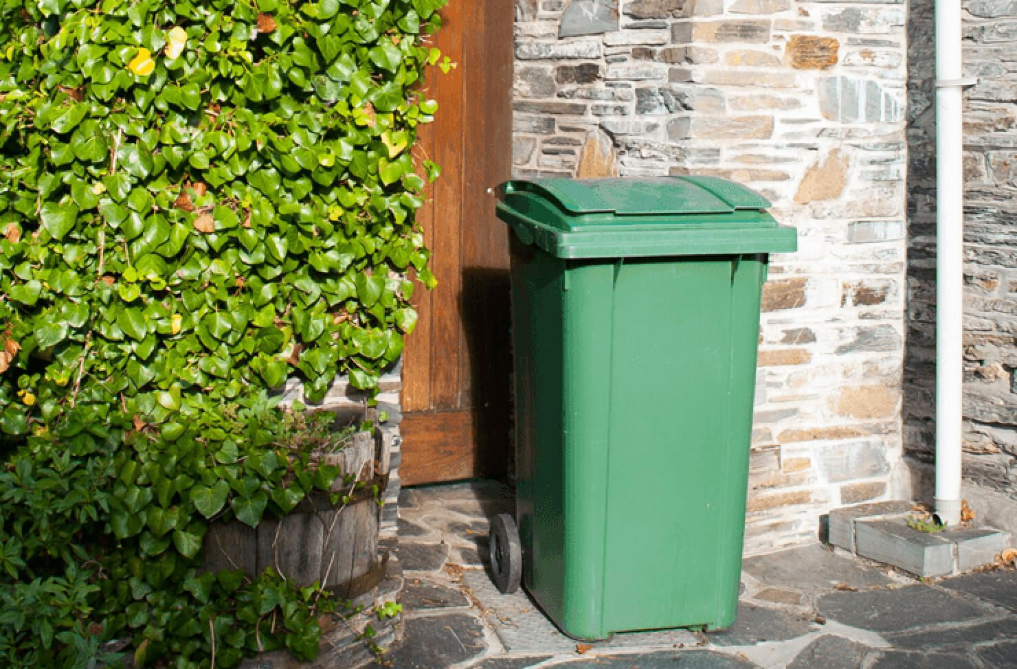 home bin collections