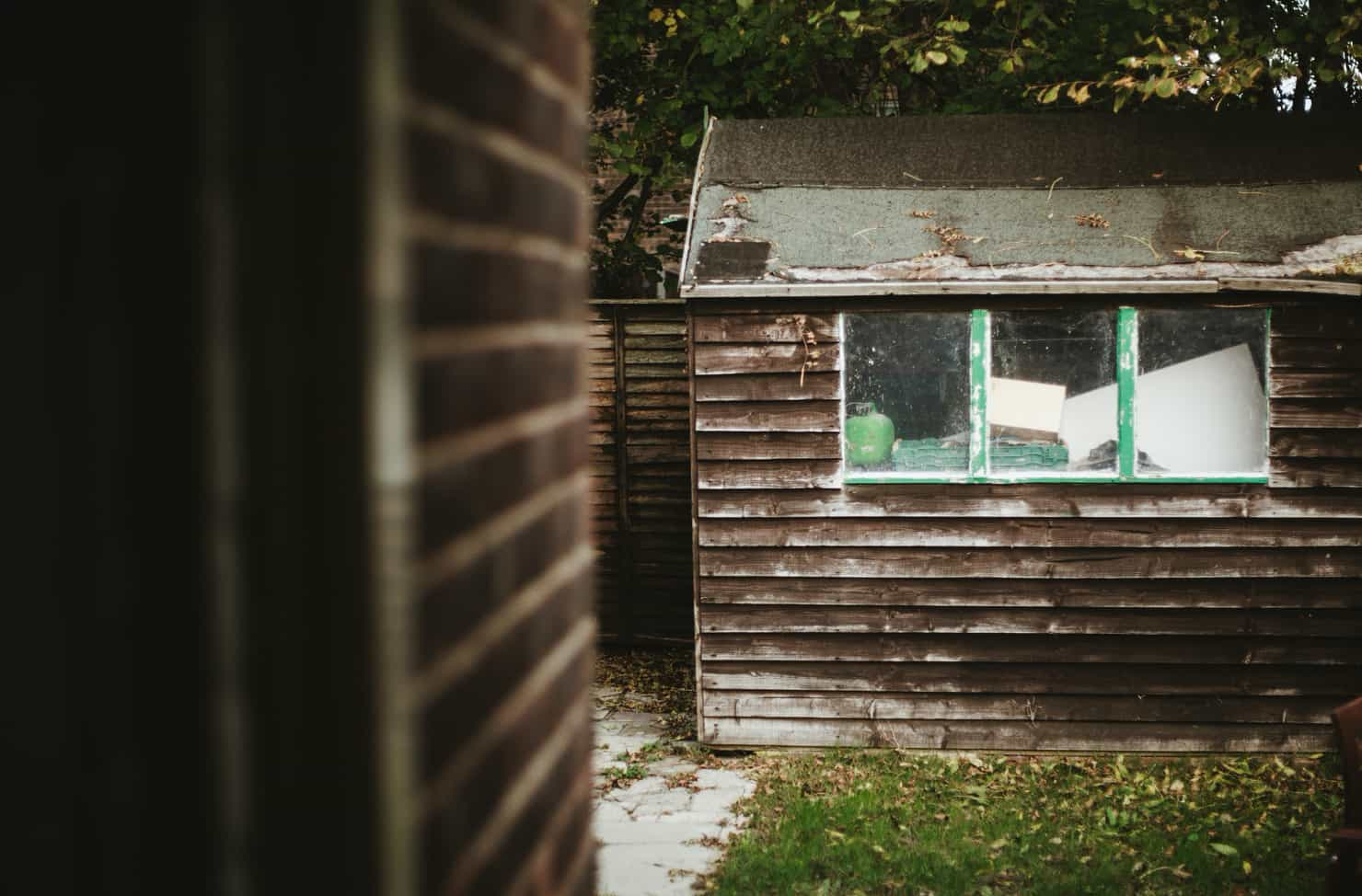 old shed clearances