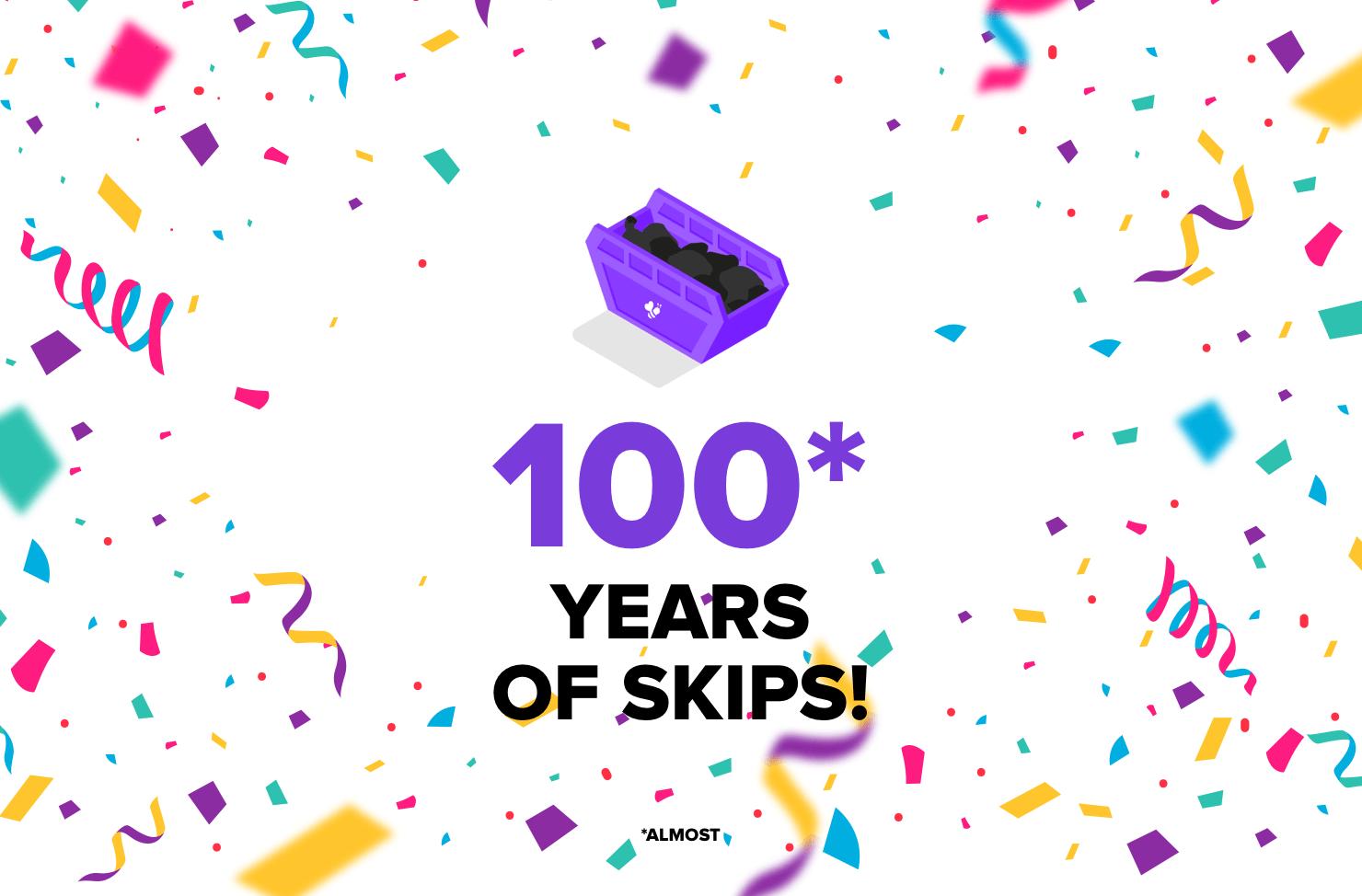 skip birthday