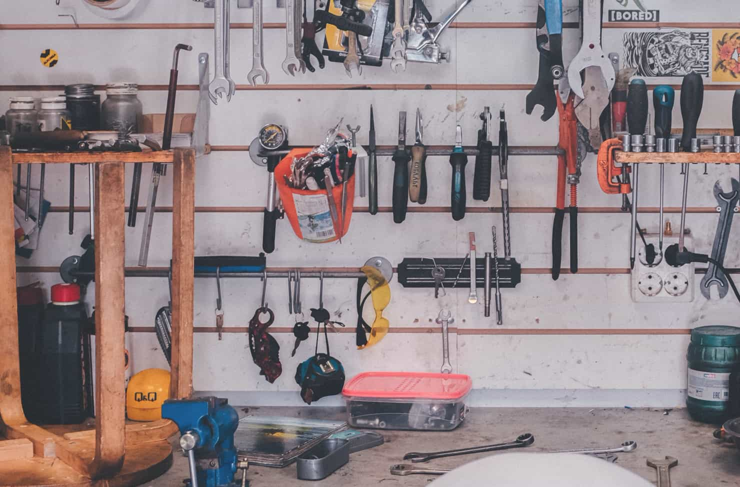 unwanted tools