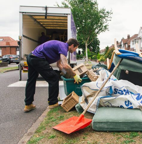 'Man and Van' Rubbish Removals: Your Questions Answered