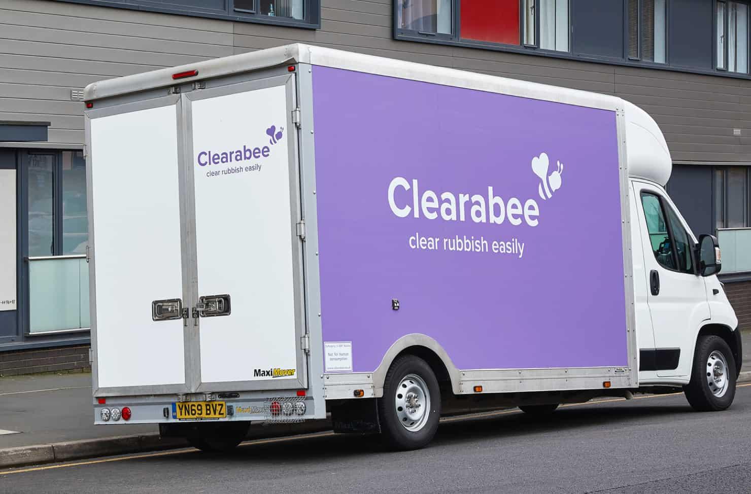 clearabee van