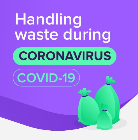 Handling Waste During Coronavirus