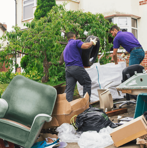 Rubbish Removal Moments in Your Life - End of Life
