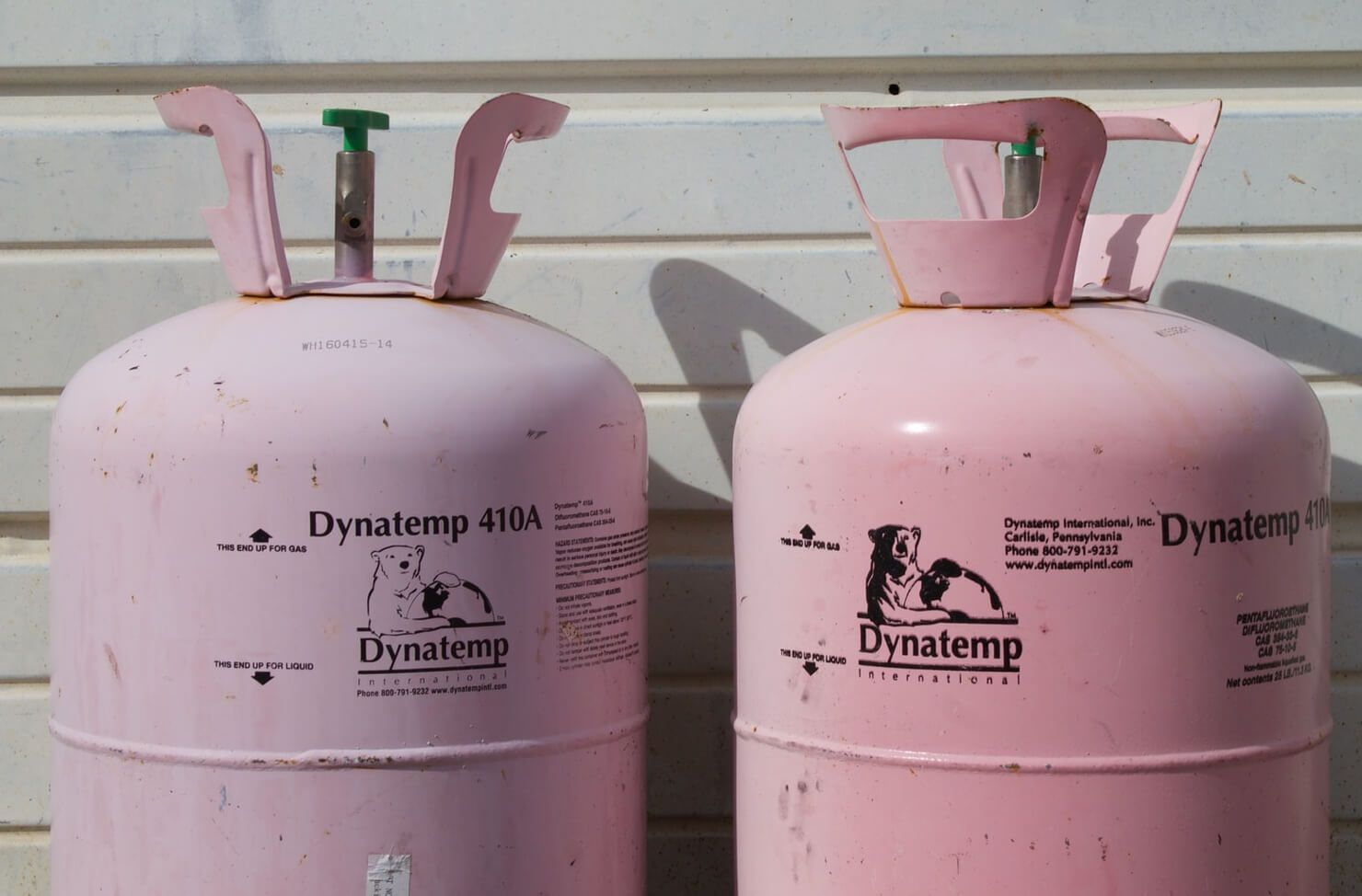 empty gas canisters hazardous waste