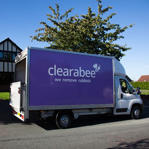 Clearabee hits 100 waste removal truck milestone