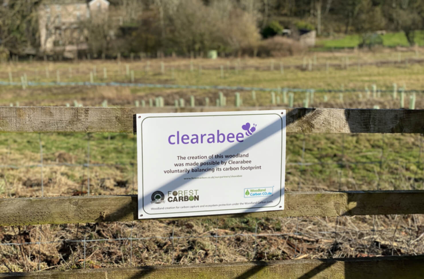 Environmental credentials clearabee