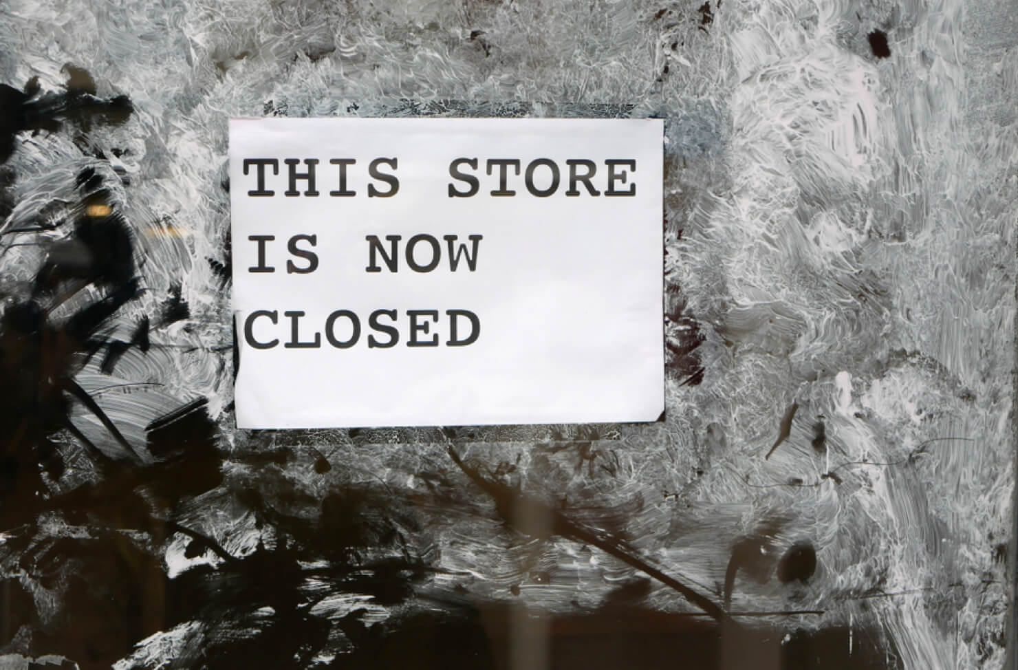closed store clearances