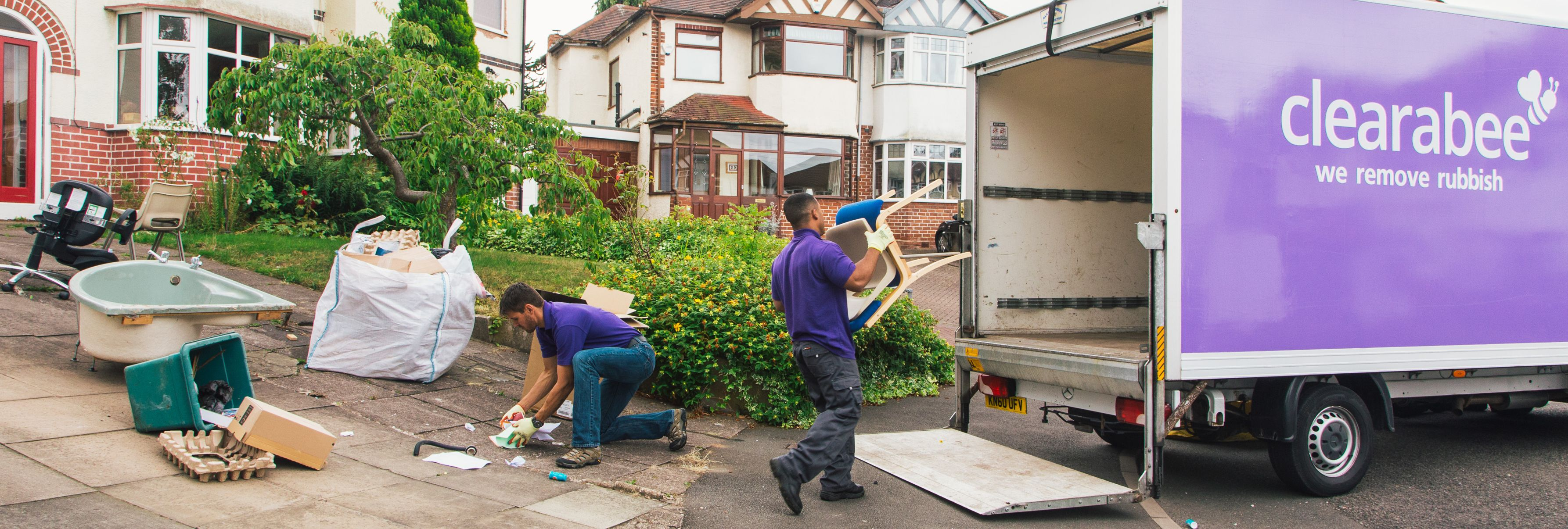 'Man and Van' Rubbish Removal: How to Save Money