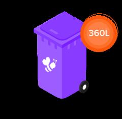360L Bin