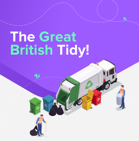 The Great British Tidy