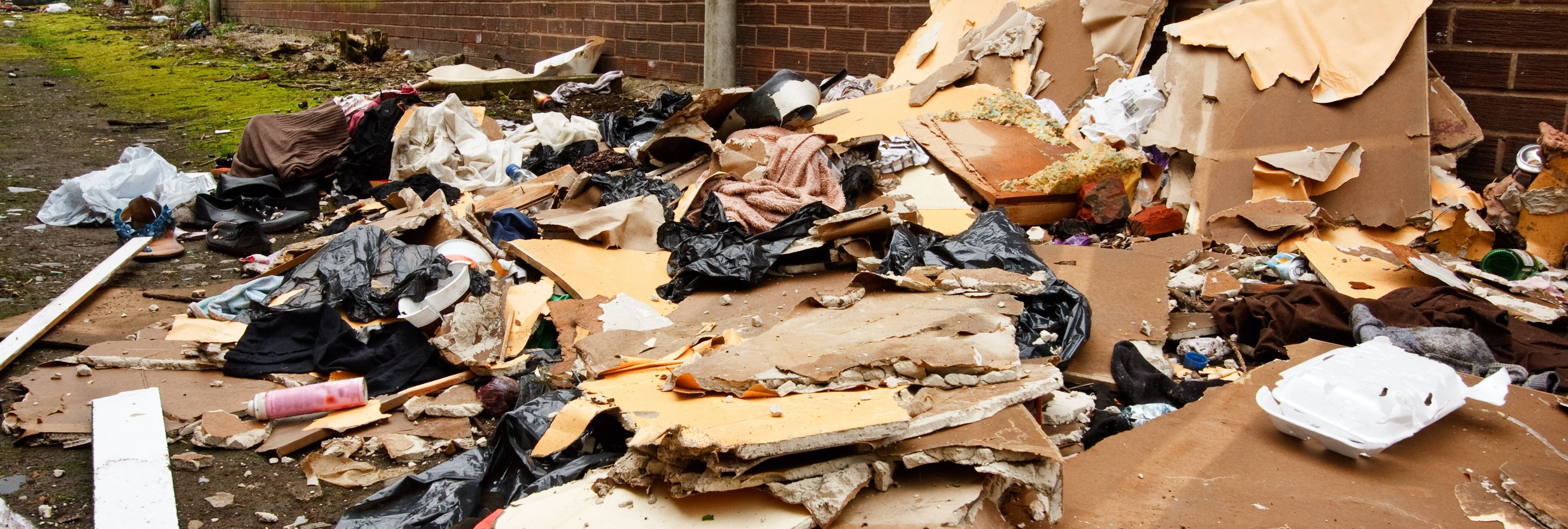 Reporting Fly Tipping? There's An App For That!