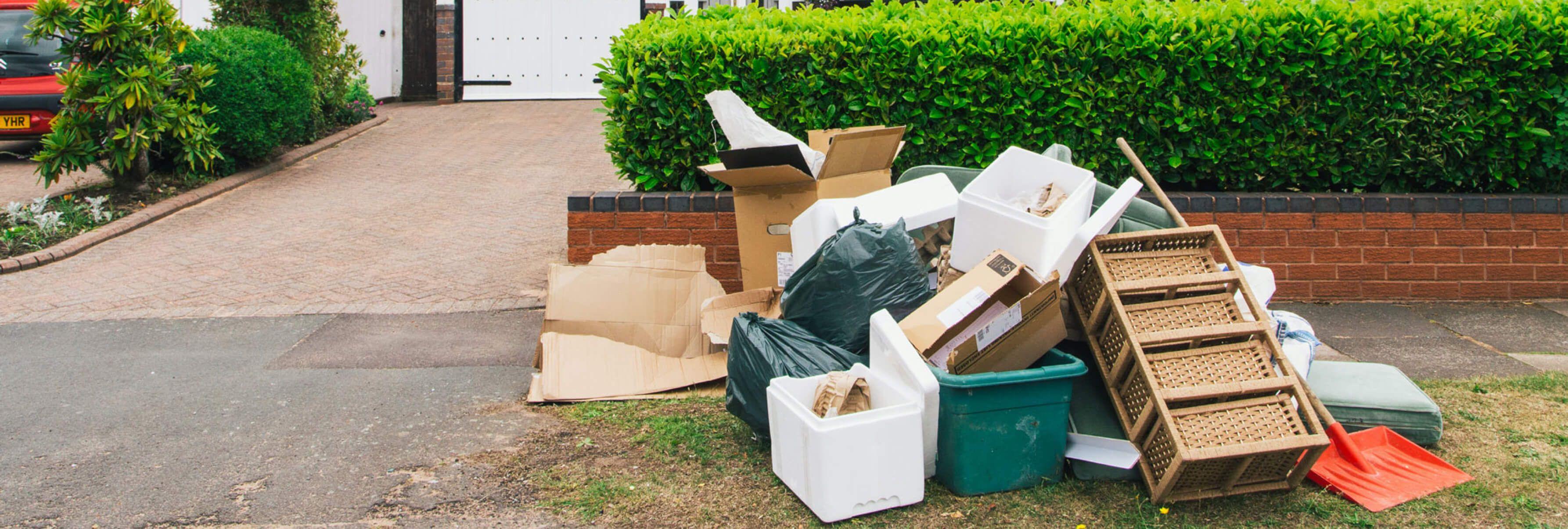 Rubbish Removal Bags - A Skip Alternative