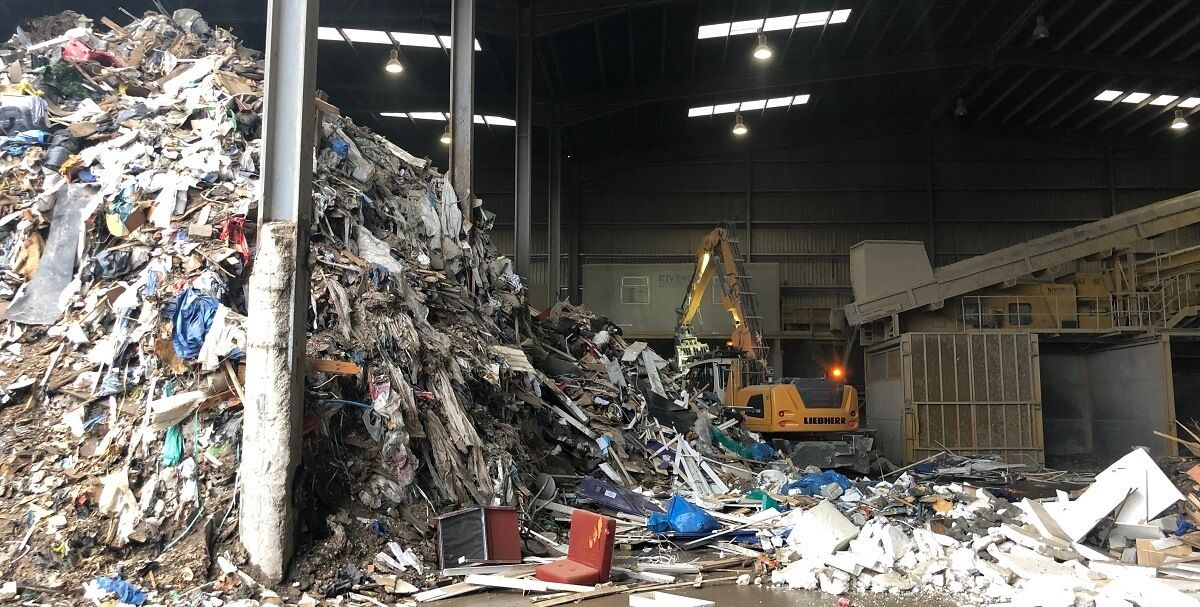 Clearabee audit process for waste sites