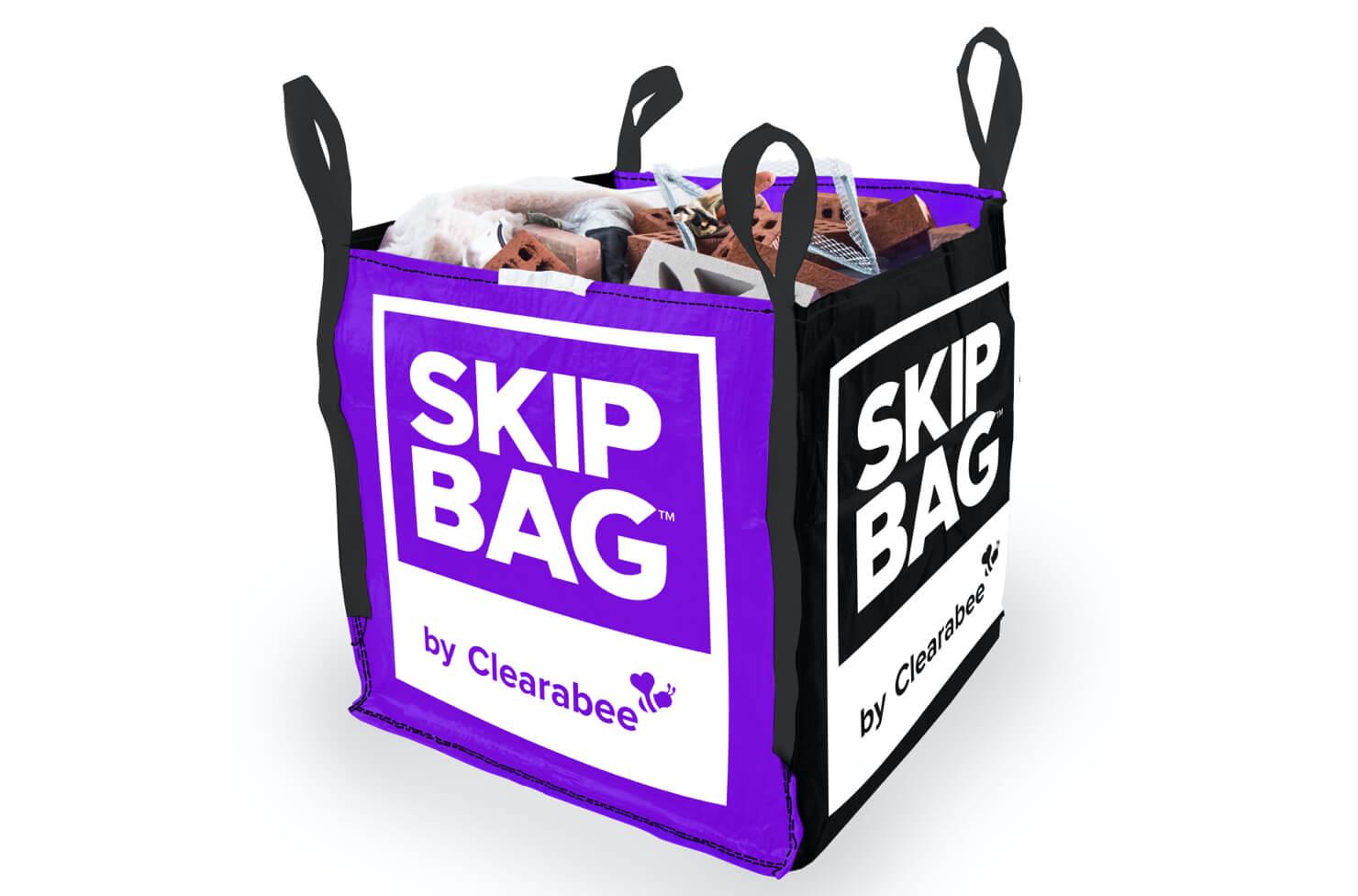 Skip bag security