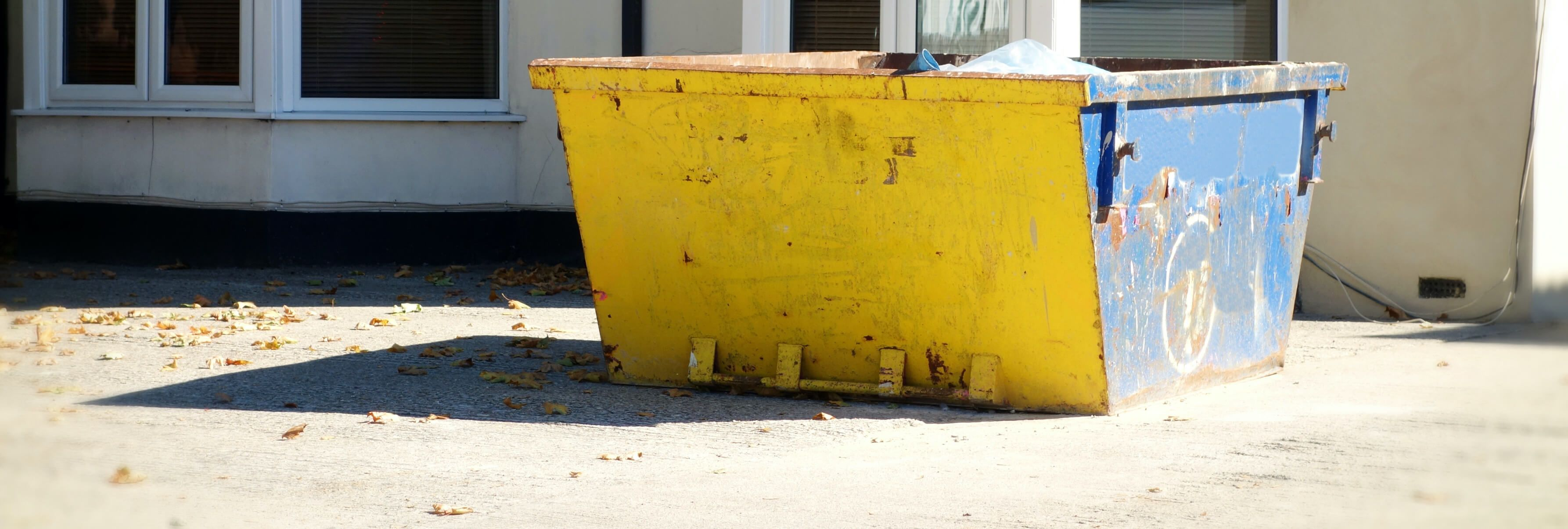 Skip Hire Rubbish Removal: How to Save Money