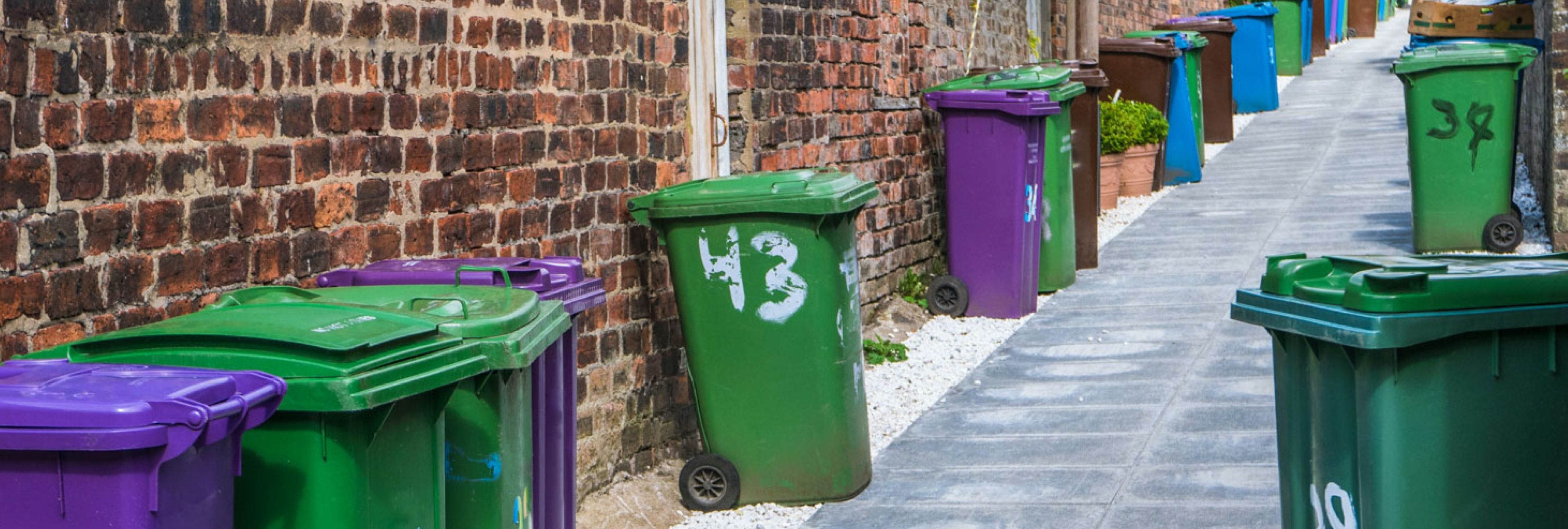 Private Home Wheelie Bin Collections: Your Questions Answered