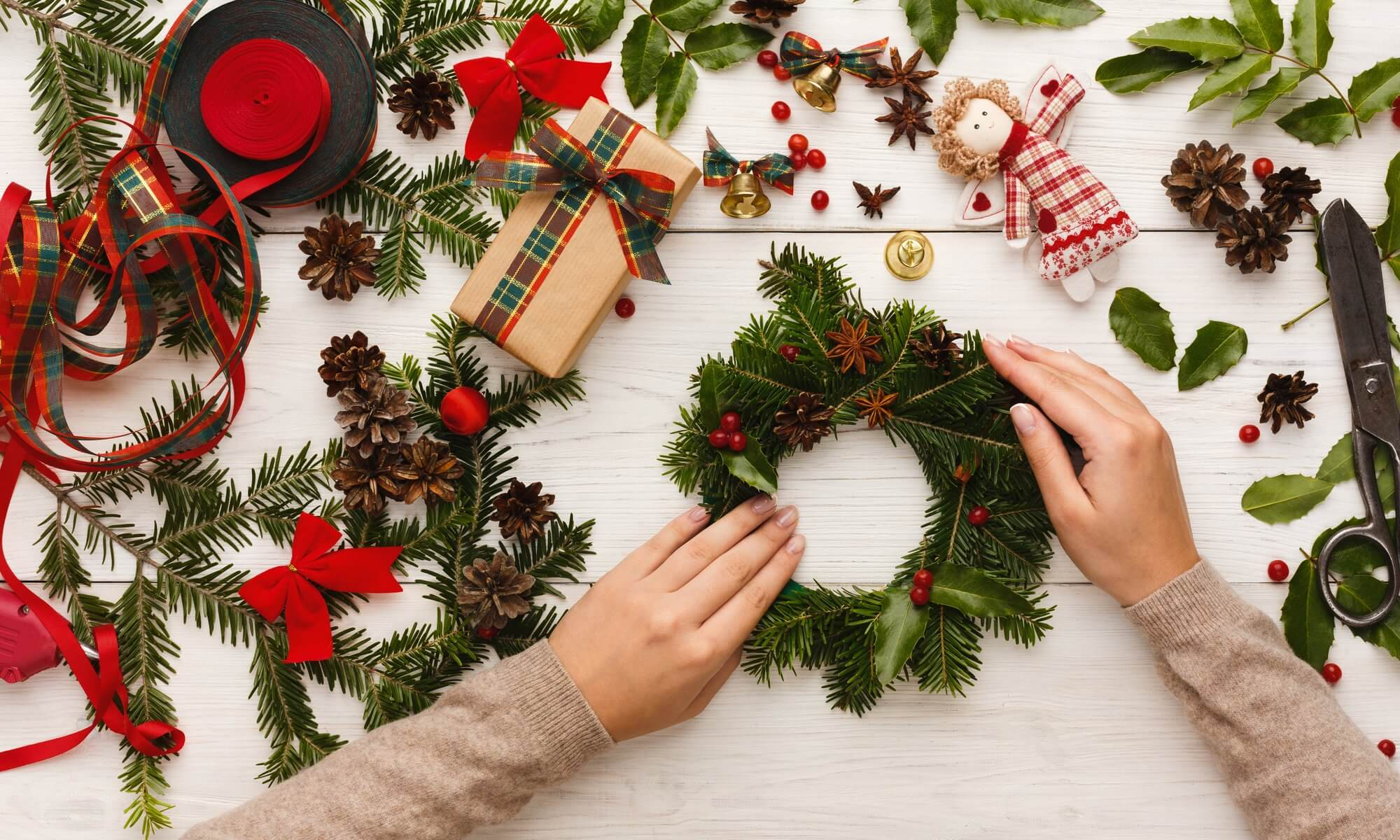 Ways to reduce waste at Christmas
