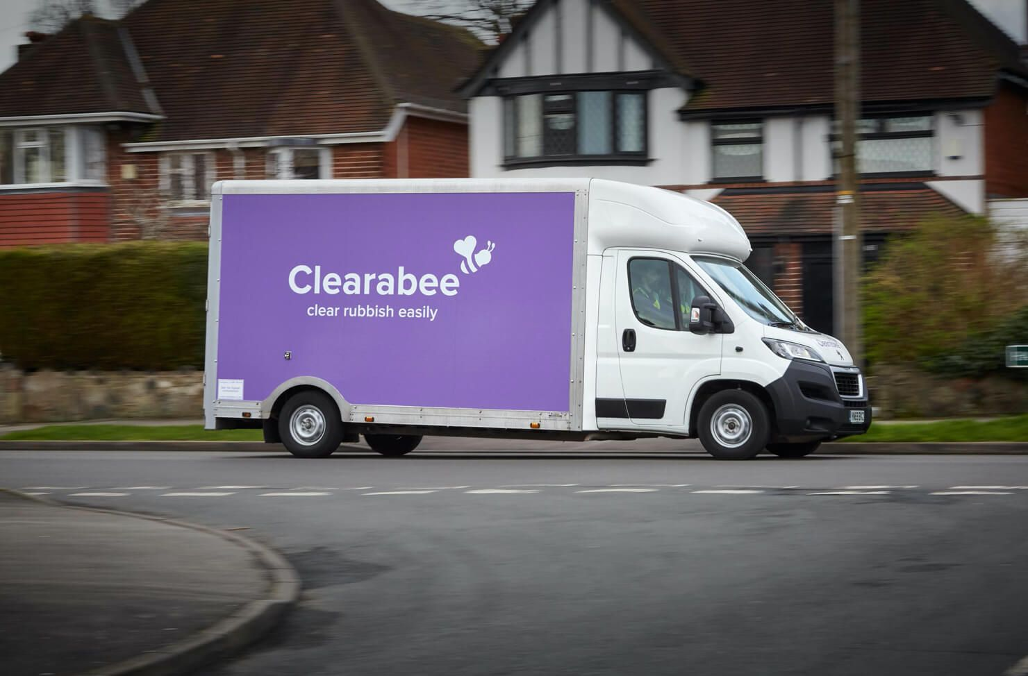 Clearabee 'Man and Van' service