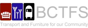 Bolton Community Transport and Furniture Services charity shop