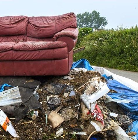 Fly Tipping Figures Set to Soar
