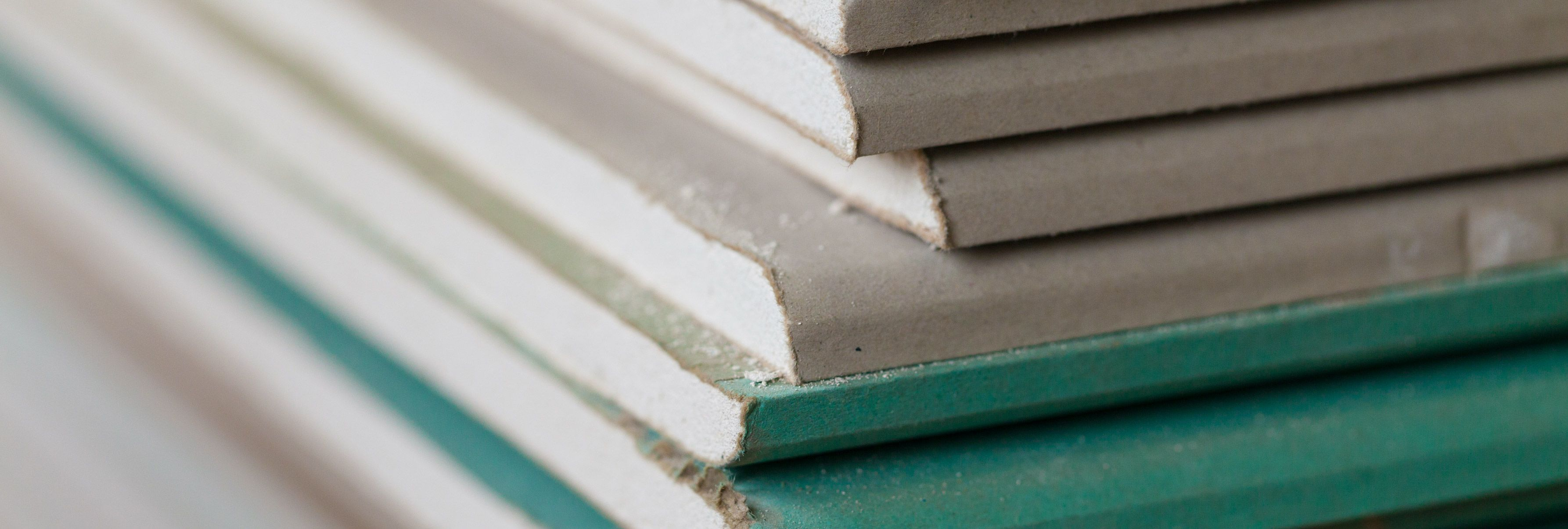 Plasterboard: How to get rid of it