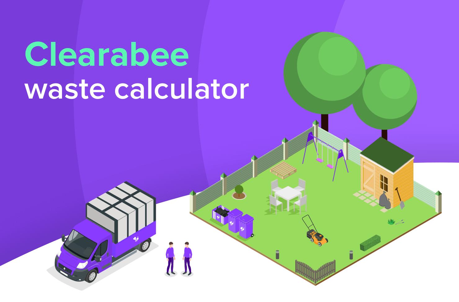 Clearabee waste calculator