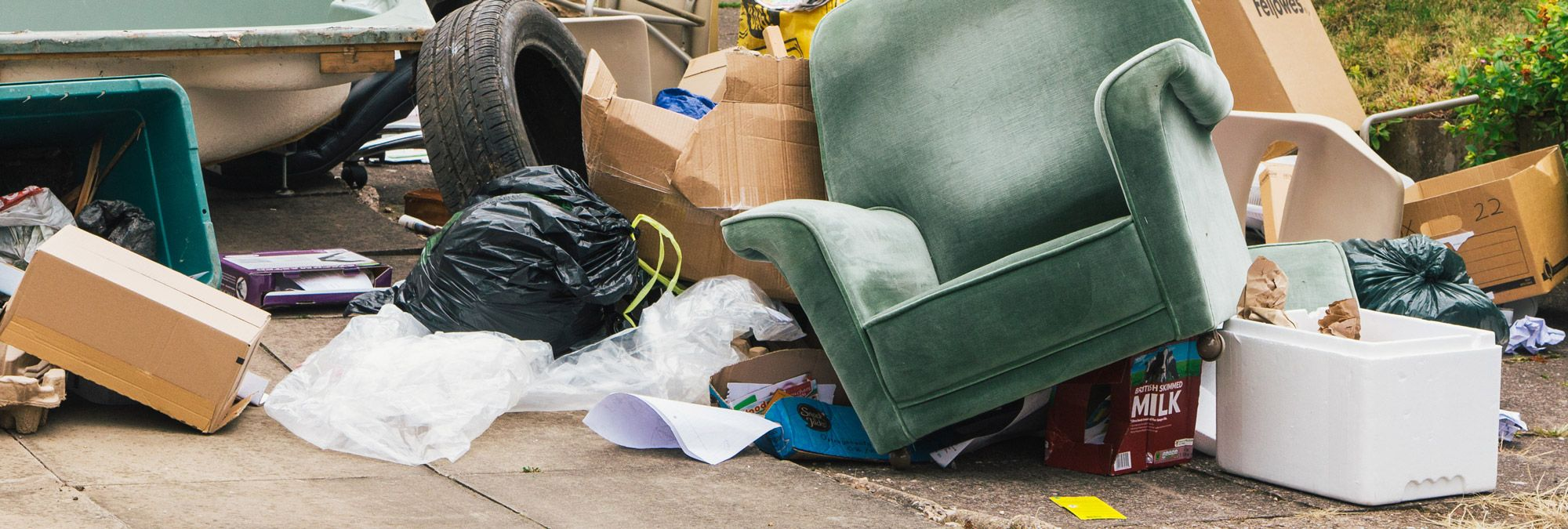 Bulky Waste Collections in your Area: A Guide