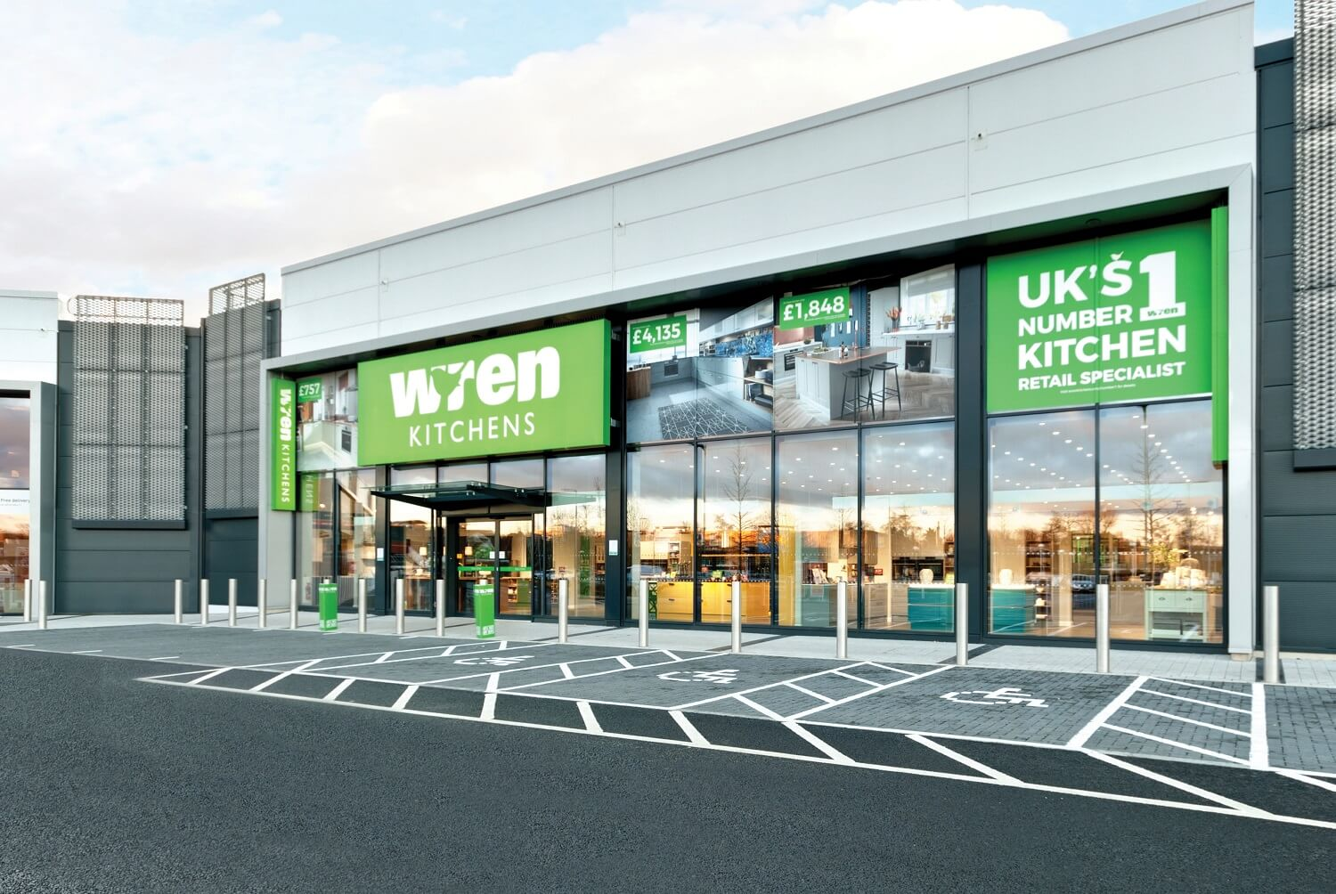 UK's premier kitchen retailer chooses Clearabee for installation waste removal
