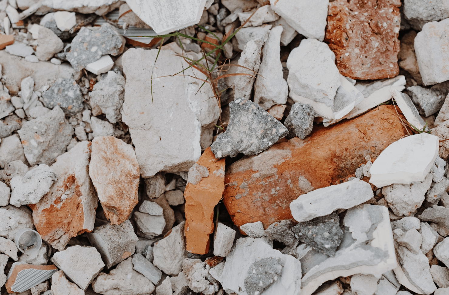 brick and rubble clearance