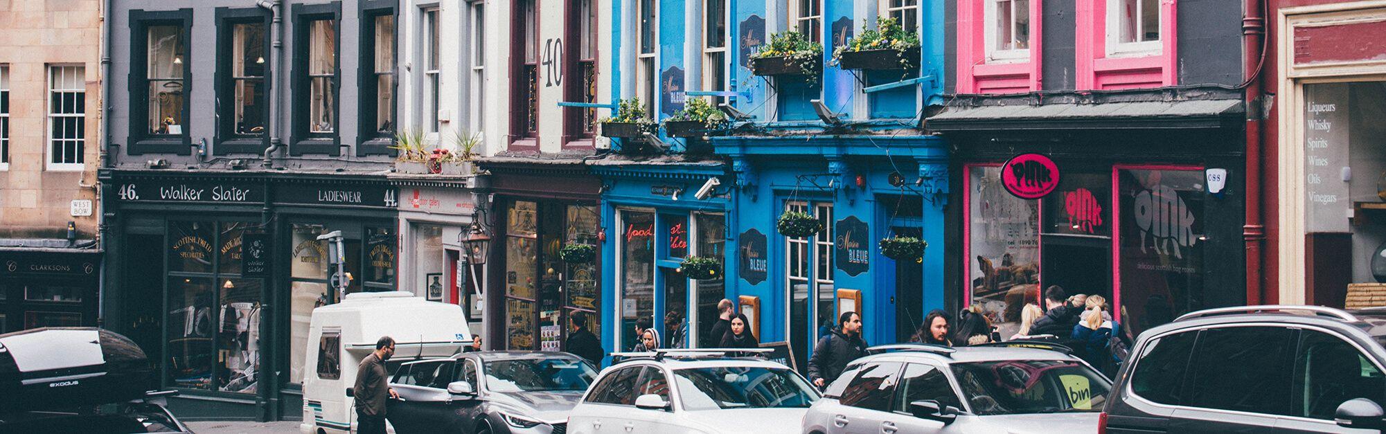 Edinburgh homes are the tidiest in UK