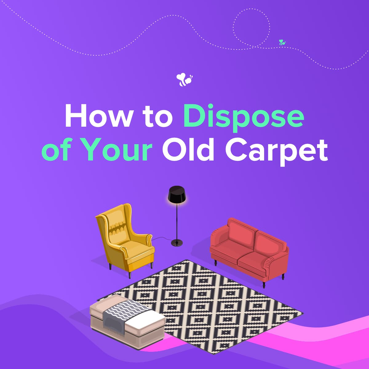 A Guide to Carpet Disposal