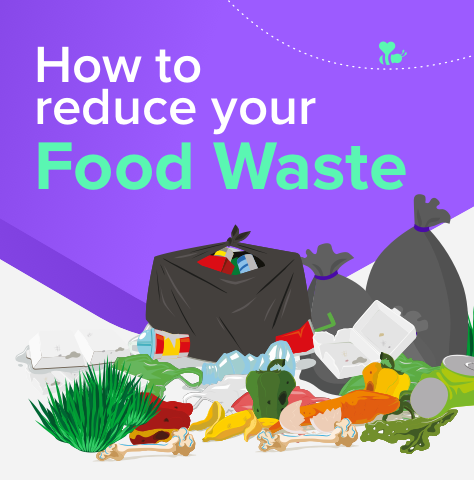 How to Reduce your Food Wastage
