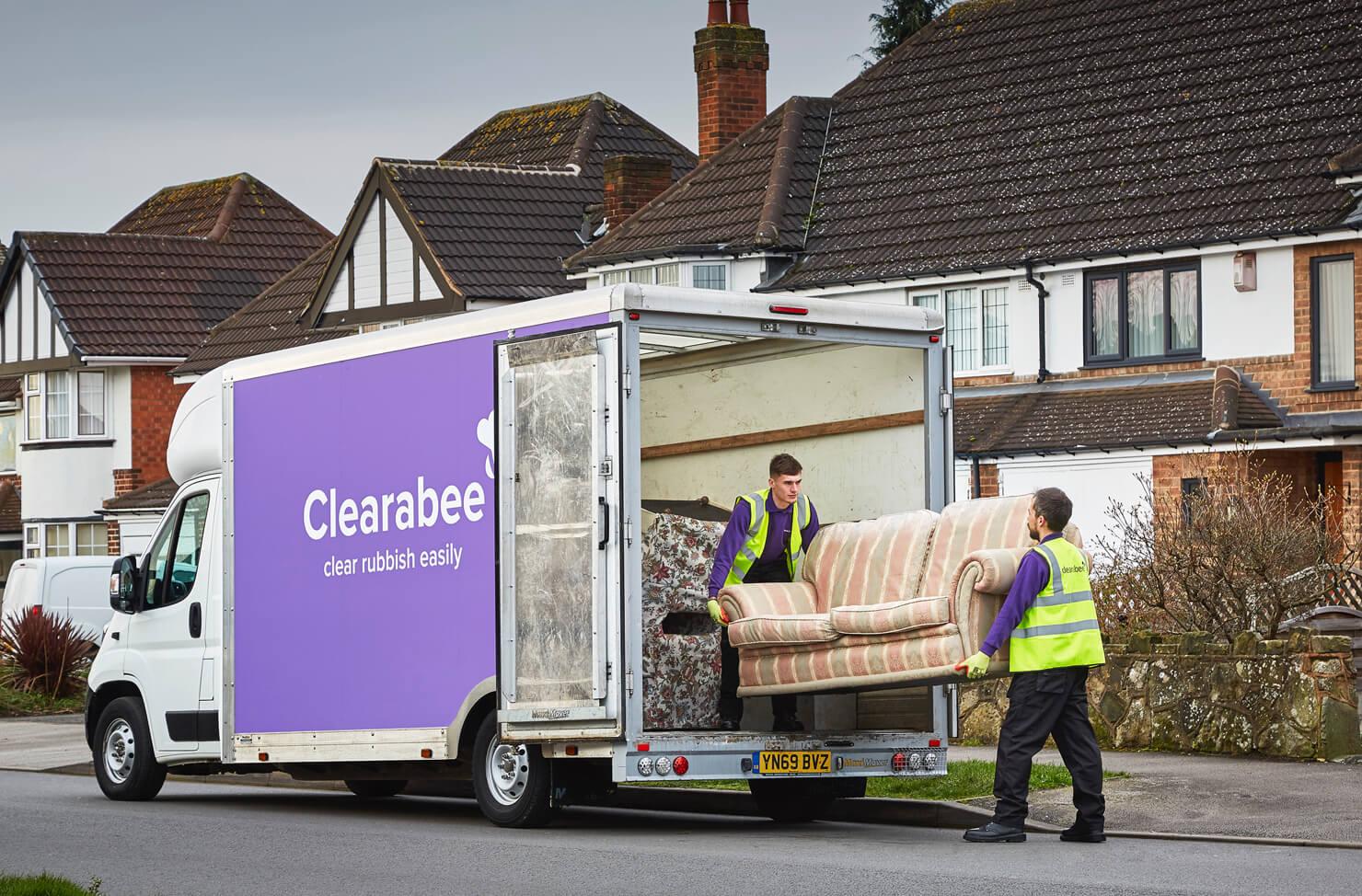 sofa removal company