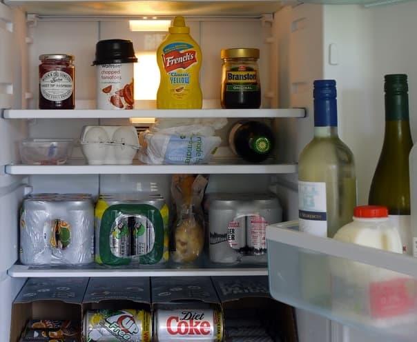 Old-fridge