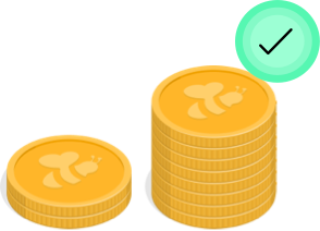 coins graphic