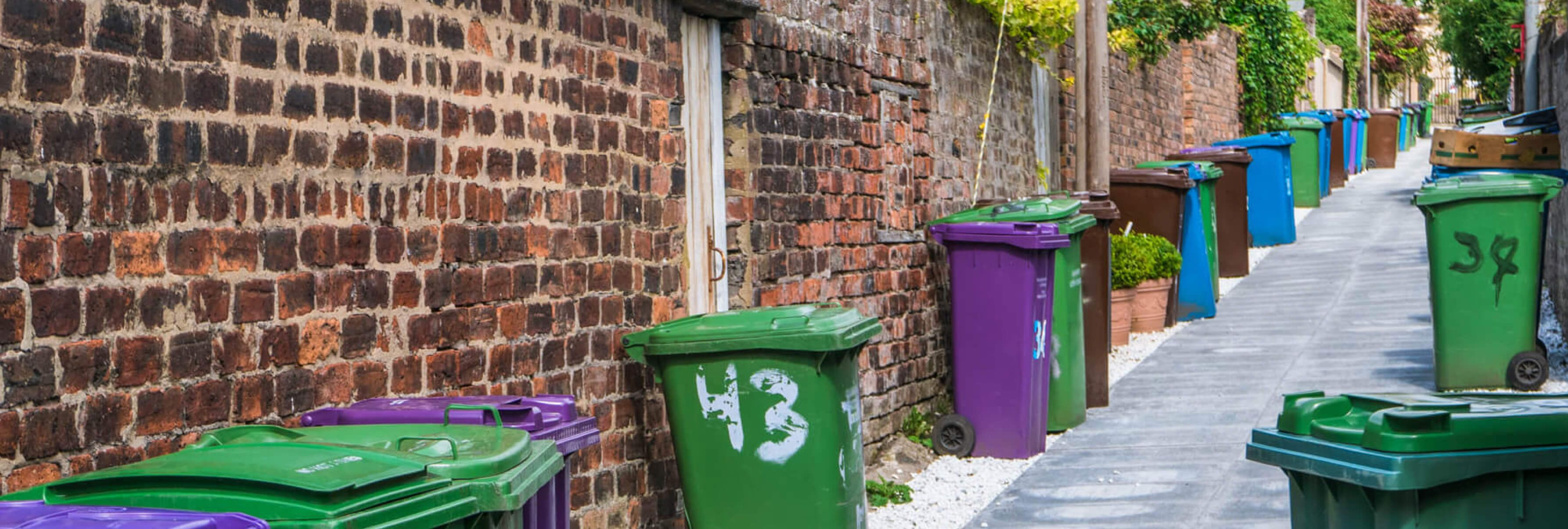 Private Home Wheelie Bin Collections: How to Save Money