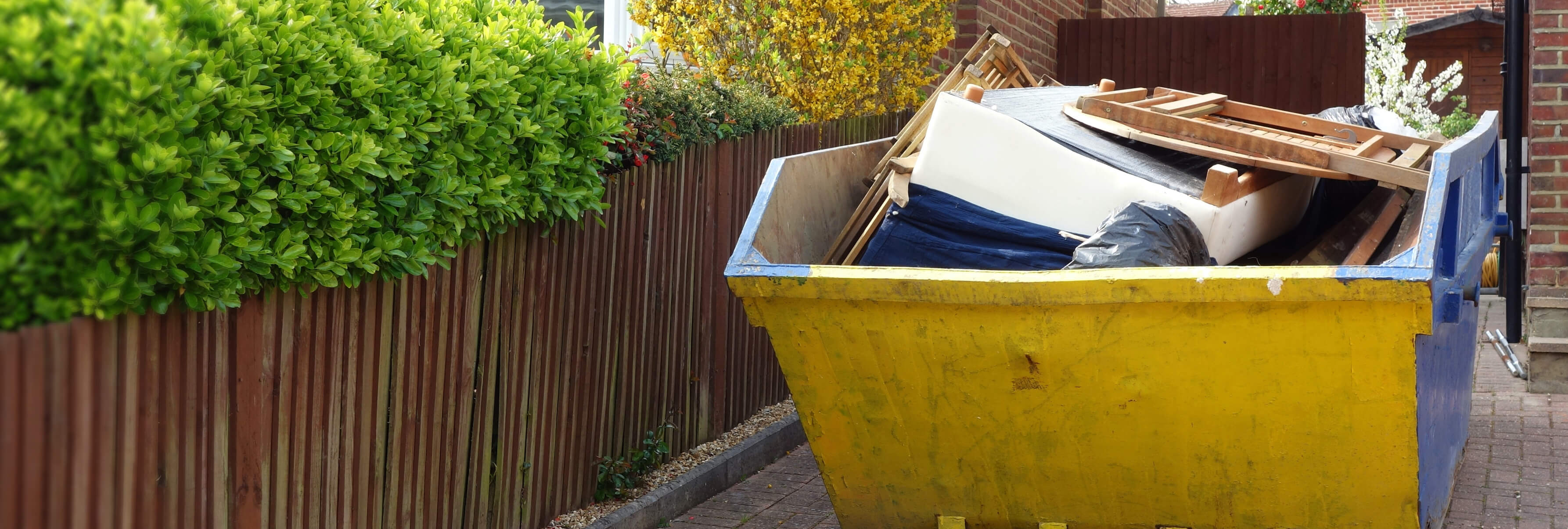 What is a Builder's Skip?
