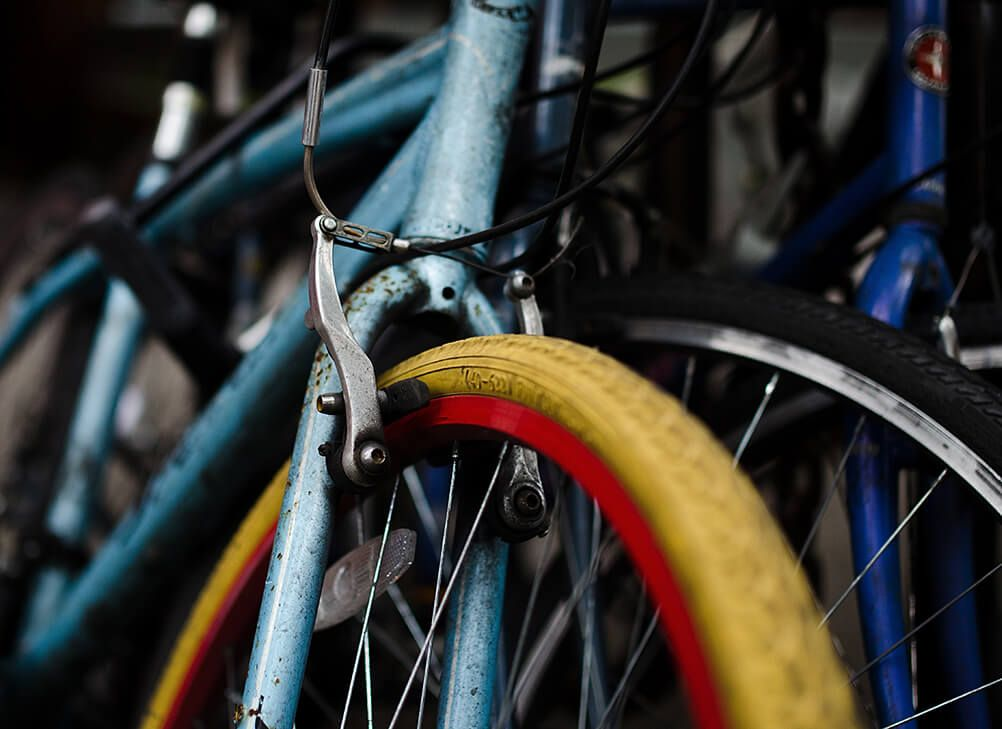 What to do With Your Old Bicycle